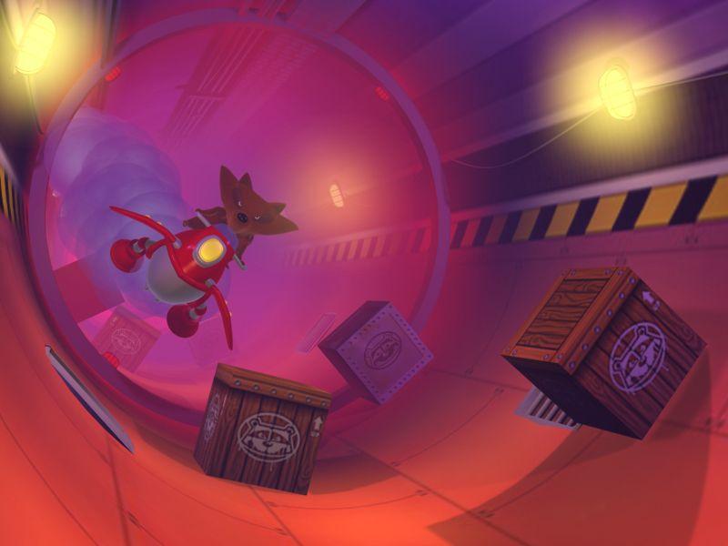 Fast&Furax : Le tunnel infernal