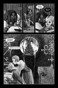 Ici Vont les Morts: Chapitre 6 page 35