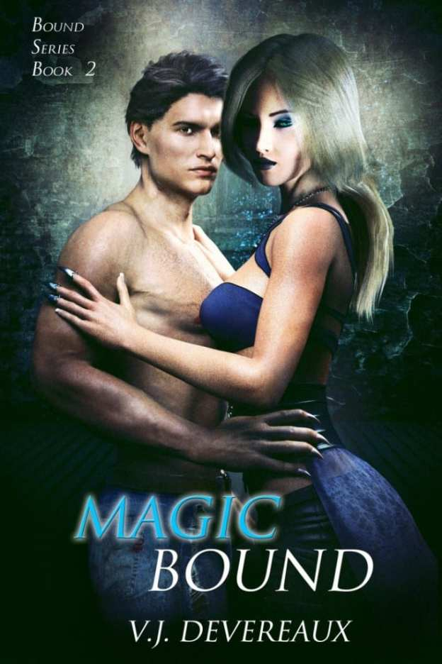 Book Cover: Magic Bound