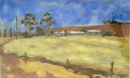 Coakley House Shackleton 57 x 43cm