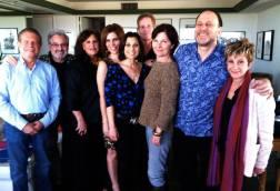 Ned Ginsburg, Mary Gordon Murray, Lainie Kazan, Barry Pearl , Barbara Minkow, Lori Allan, Mike Burstein