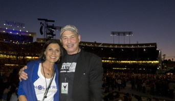 McCartney Concert with my husband