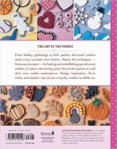 Cookie Craft paperback - back jacket