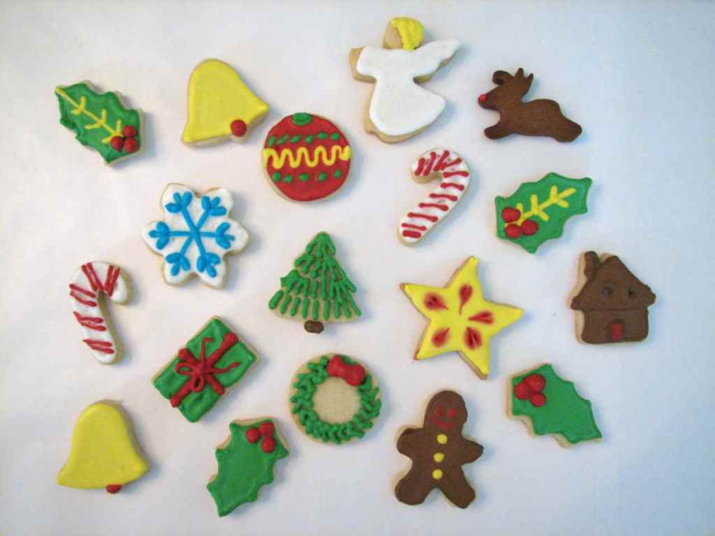 Cookie Craft mini Christmas Cookies