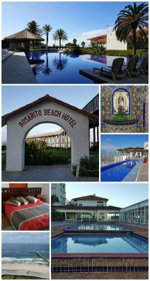 Hotel Rosarito Beach Baja California