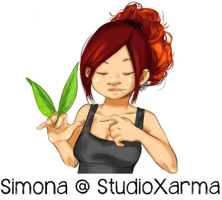 Simona @ StudioXarma
