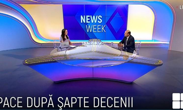 Sumarul săptămânii politice la News Week