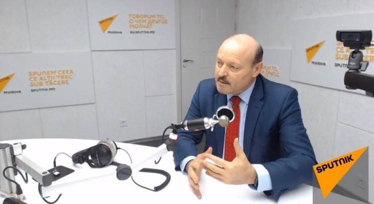 """Logica Puterii"" cu Valeriu Ghilețchi la Radio Sputnik Moldova"