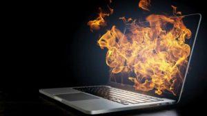 Cara Mengatasi Laptop Cepat Panas Atau Overheat Dengan Mudah