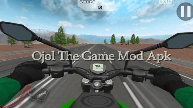 Download Ojol The Game Mod Apk Terbaru All Fitur Unlocked Gratis 2021