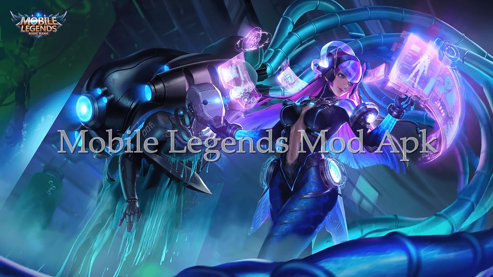 Download Mobile Legends Mod Apk Versi 1.6.46.5971 Gratis Terbaru