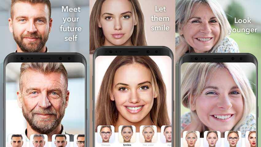 Download FaceApp Mod Apk All Fitur Unlocked Terbaru 2021