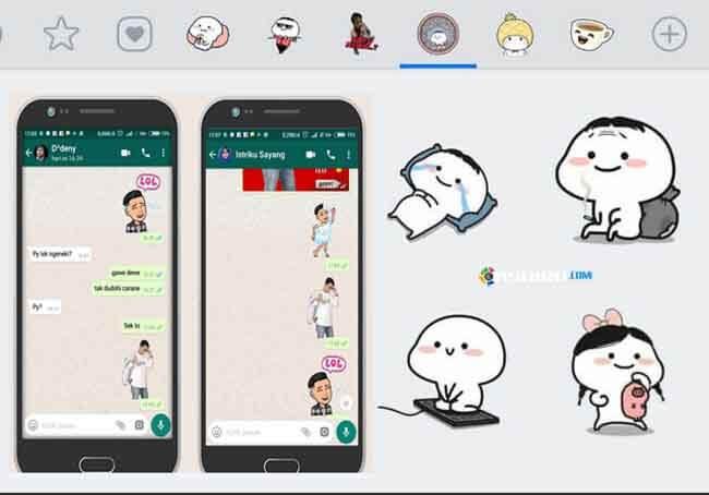 Nomor Bot Sticker Whatsapp Terbaru Dan Cara Menggunakannya