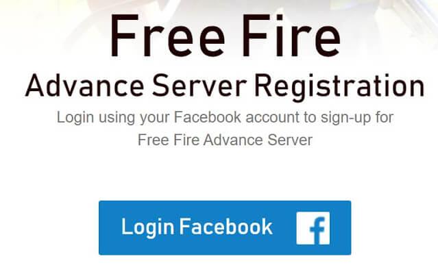 Download Dan Dapatkan Kode Aktivasi FF Advance Server 2021