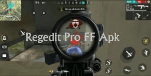 Download Regedit Pro FF Apk Auto Headshot Versi Terbaru 2021