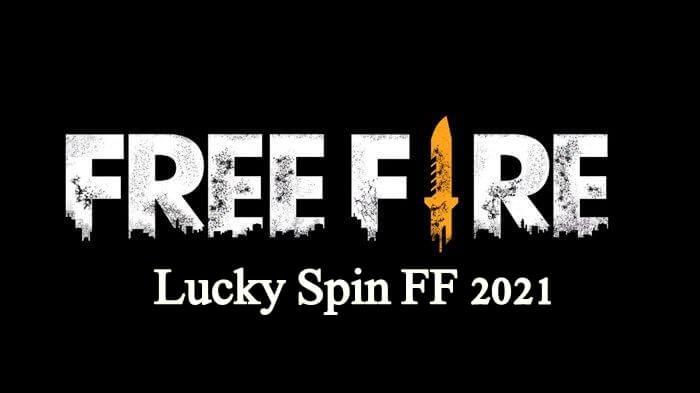 Lucky Spin FF 2021 Dapatkan Skin Gratis luckyspinff2021.com