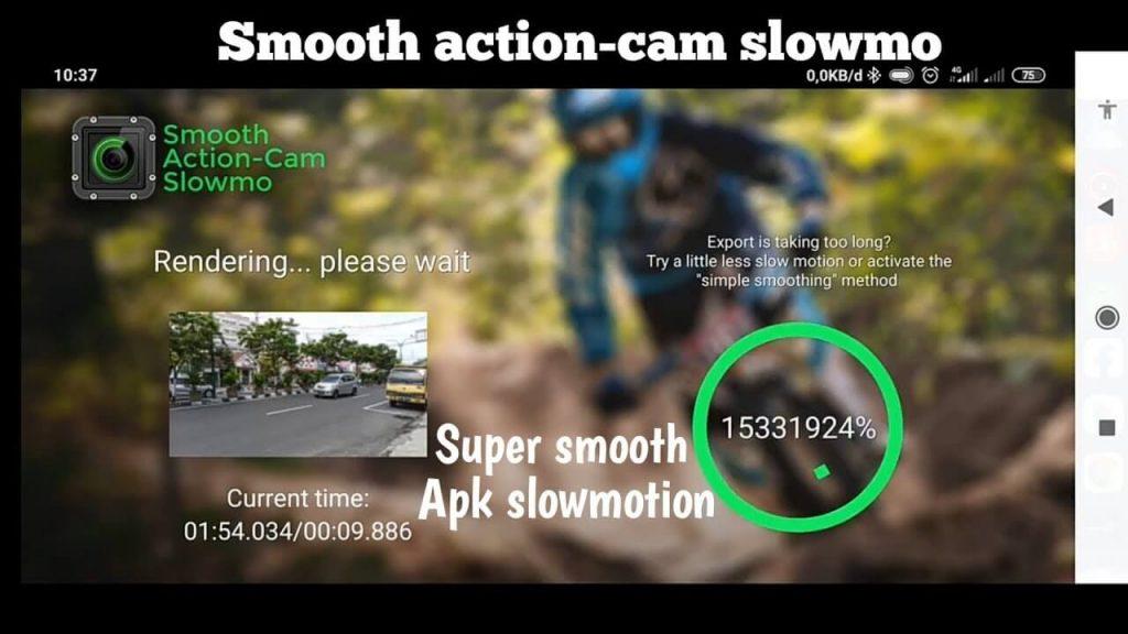 Download Smooth Action Cam Mod Apk Versi Terbaru 2021