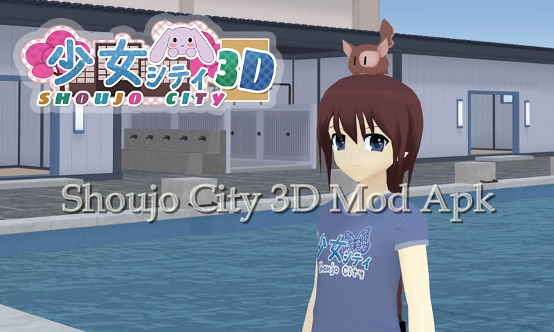 Download Shoujo City 3D Mod Apk All Fitur Unlocked Terbaru