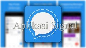 Aplikasi Signal Pengganti Whatsapp Dan Cara Menggunakannya