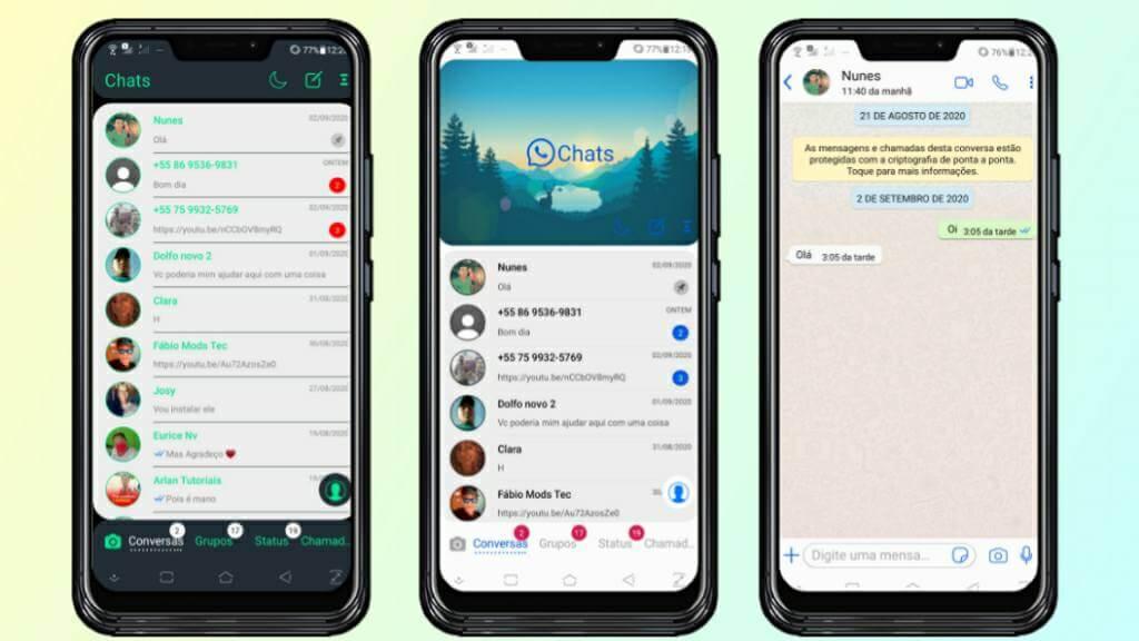 Download RA Whatsapp v8.55 Anti Banned Terbaru 2021 Gratis