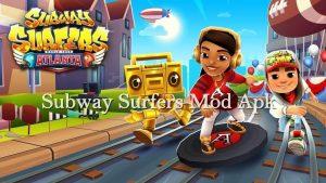 Download Subway Surfers Mod Apk Unlimited Money, Coin, Keys 2021