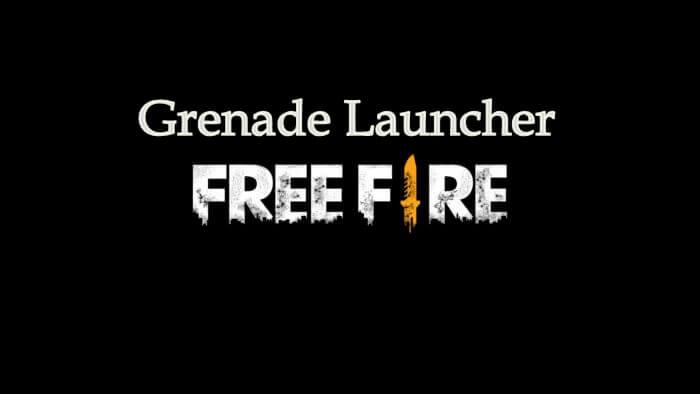Arti Grenade Launcher FF dan 3 Senjata Terbaik Mematikan
