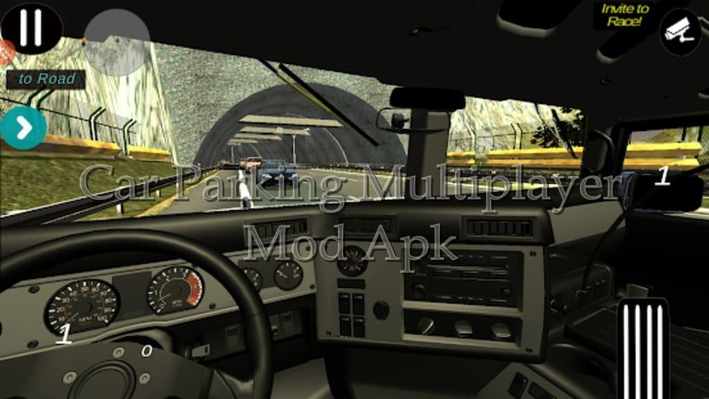 Download Car Parking Multiplayer Mod Apk v4.7.4 Unlimited Money 2021