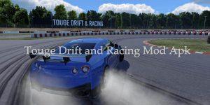 Download Touge Drift and Racing Mod Apk v1.6 Unlimited Money Terbaru