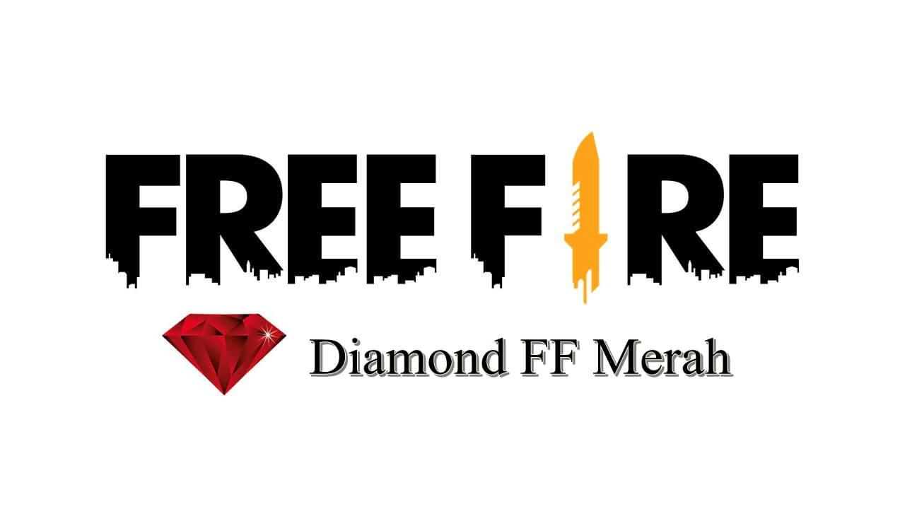 Diamond FF Merah