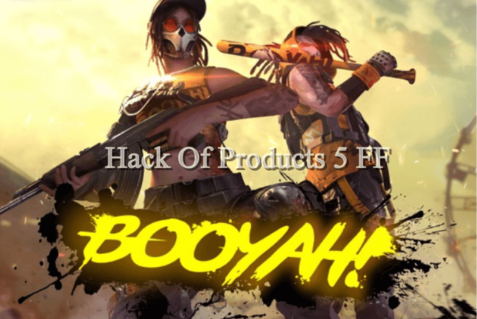 Hack Of Products 5 FF