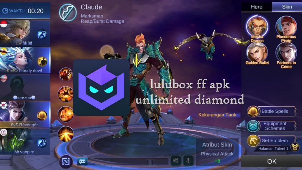 Lulubox FF