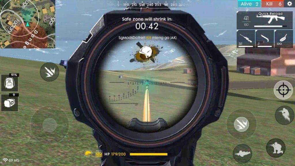 Cheat FF Auto Headshot