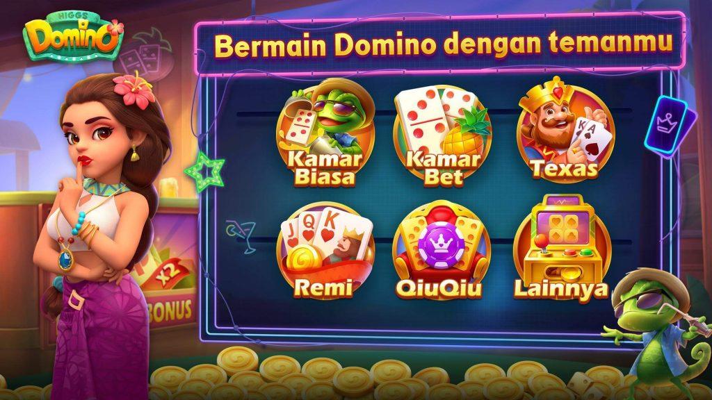 Higgs Domino Versi Lama