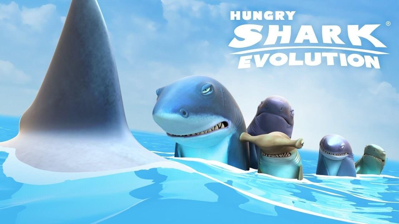 Hungry Shark Evolution Mod Apk