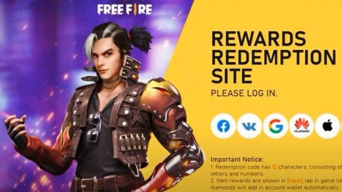 Manglada Tech Kode Redeem Free Fire