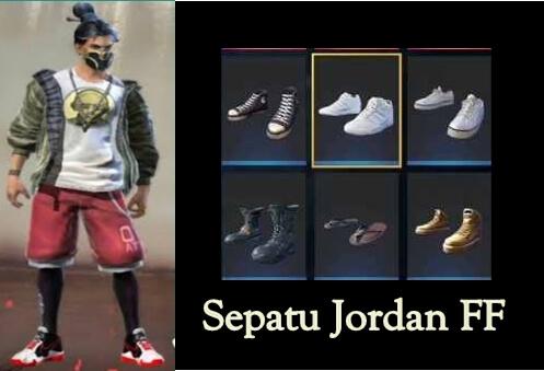Sepatu Jordan FF