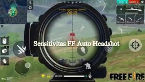 Sensitivitas FF Auto Headshot