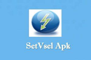 SetVsel Apk