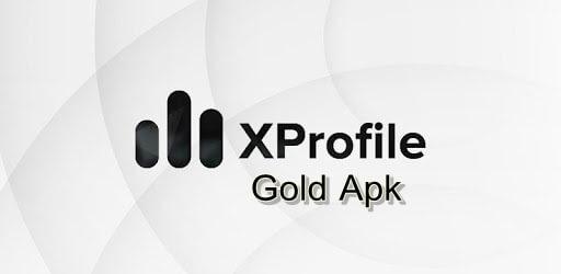Xprofile Gold Apk