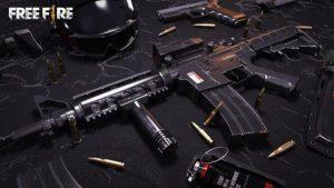 Assault Rifle FF