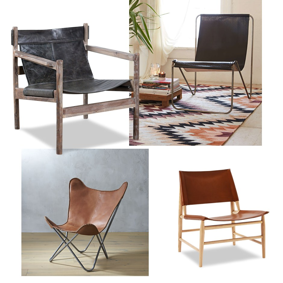 Modern Leather Chairs Modern Leather Chairs With Serious Style Valet
