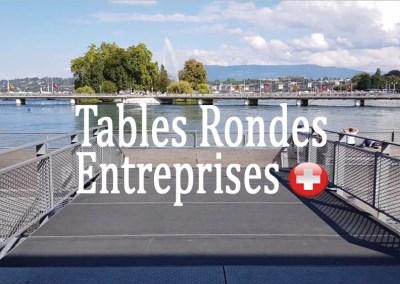 Tables rondes entreprises