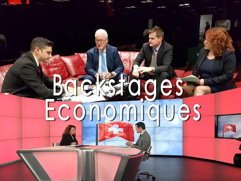 Backstages de l'économie