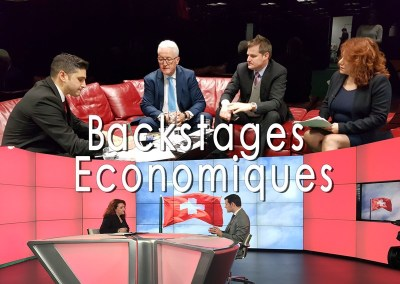 Backstages Economie