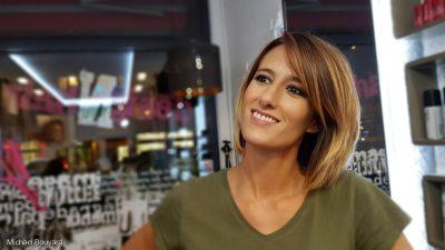Nadia design hair