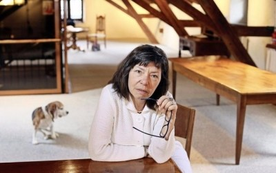 Interview Corinne Jaquet, Ecrivaine