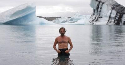 wim hof ice man homme de glace
