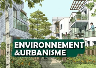 Environnement et urbanisme