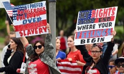 USA California Unemployment jobless