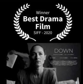 DOWN - Best Drama film with Eva Cazan